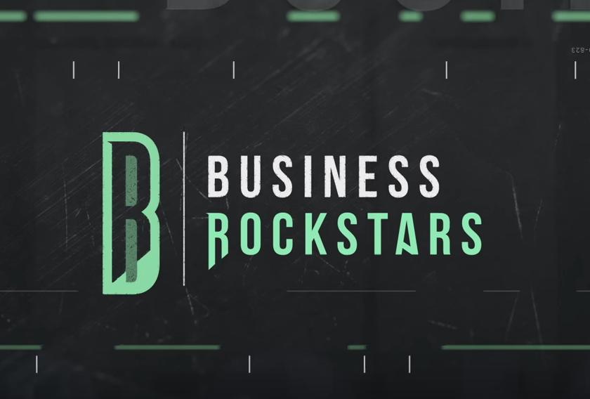 Ron D. Ford, Business Rockstars, Business Rockstars Logo